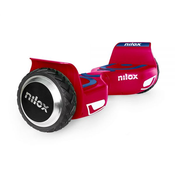 NILOX DOC 2 HOVERBOARD RED-BLUE NEW