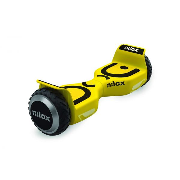 NILOX DOC 2 HOVERBOARD PLUS YELLOW NEW