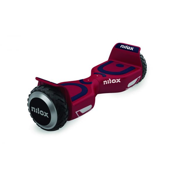 NILOX DOC 2 HOVERBOARD PLUS RED-BLUE NEW