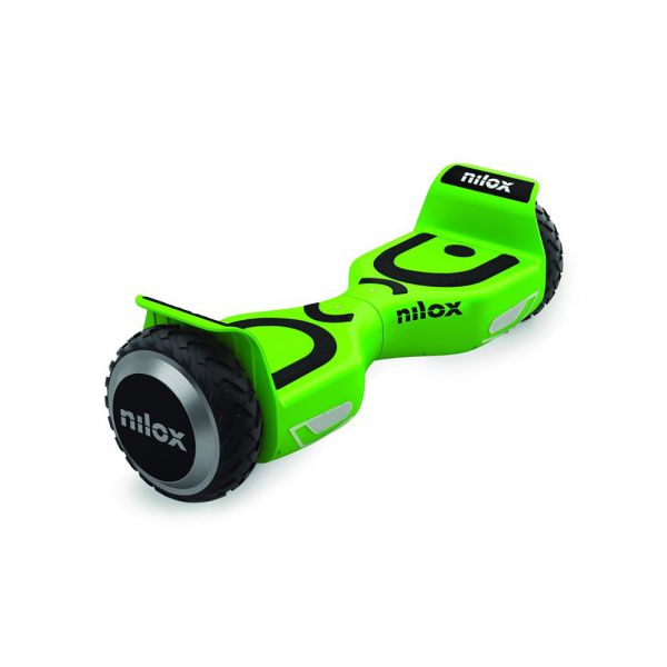 NILOX DOC 2 HOVERBOARD PLUS LIME GREEN NEW