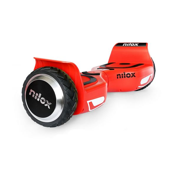 NILOX DOC 2 HOVERBOARD PLUS BLACK-RED NEW