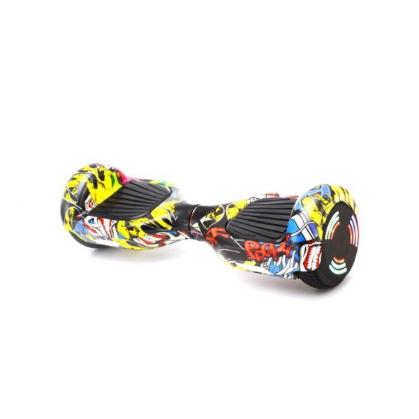 URBANGLIDE HOVERBOARD 65-FLASH BT MULTICOLOR