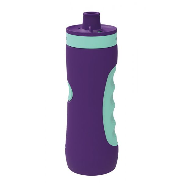 QUOKKA SPORT BOTTLE SWEAT AQUA VIOLET 680 ml