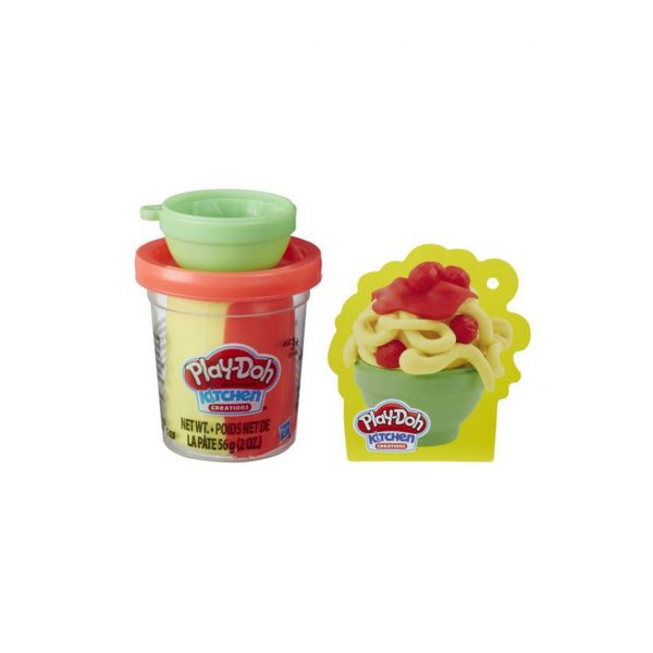 PLAY-DOH KITCHEN CREATIONS DUAL COLOR AST