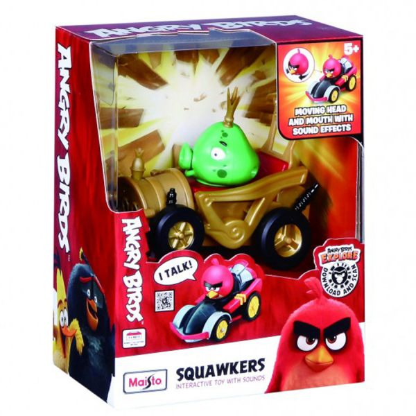 ANGRY BIRDS SQUAWKERS - 2 ΣΧΕΔΙΑ