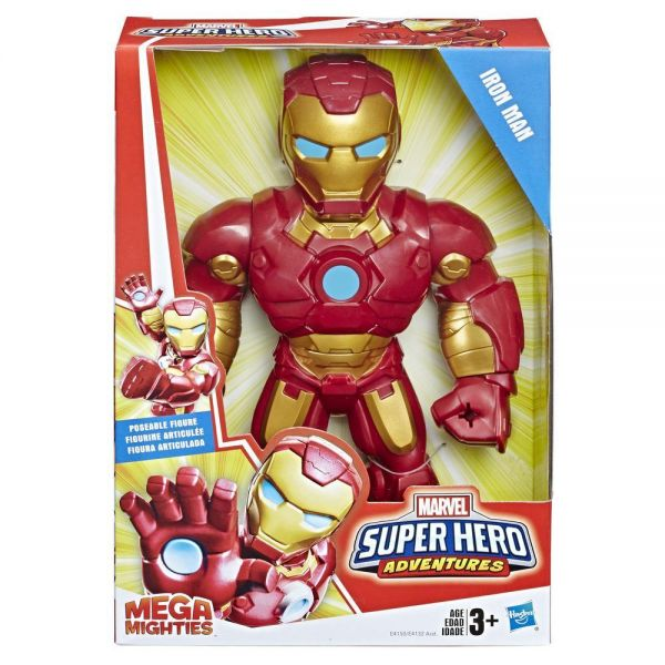 PLAYSKOOL MEGA MIGHTIES - IRON MAN