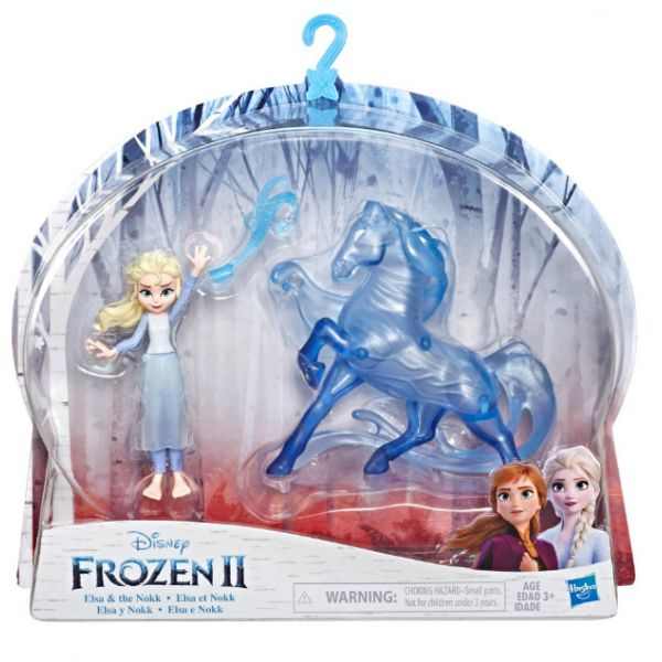 FROZEN 2 ΦΙΓΟΥΡΕΣ ELSA AND THE NOKK