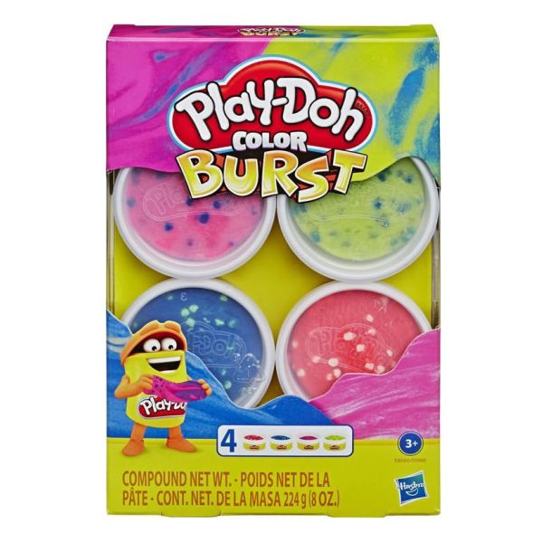 PLAY-DOH COLOR BURST