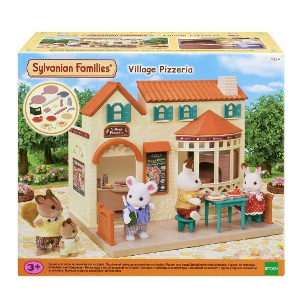 THE SYLVANIAN FAMILIES ΠΑΡΑΔΟΣΙΑΚΗ ΠΙΤΣΑΡΙΑ