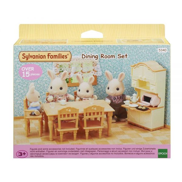 THE SYLVANIAN FAMILIES ΣΕΤ ΤΡΑΠΕΖΑΡΙΑΣ