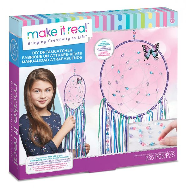 MAKE IT REAL - DIY DREAMCATCHER