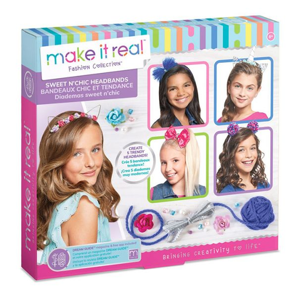 MAKE IT REAL - SWEET N\' CHIC HEADBANDS