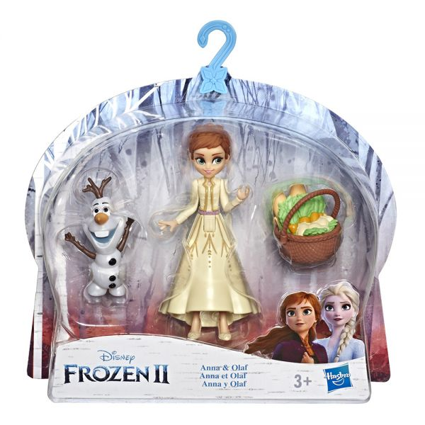 FROZEN 2 ΣΕΤ ANNA AND OLAF
