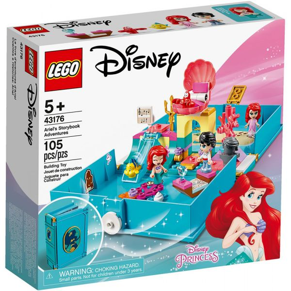 LEGO DISNEY PRINCESS ARIEL\'S STORYBOOK ADVENTURES