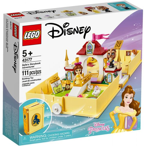 LEGO DISNEY PRINCESS BELLE\'S STORYBOOK ADVENTURES