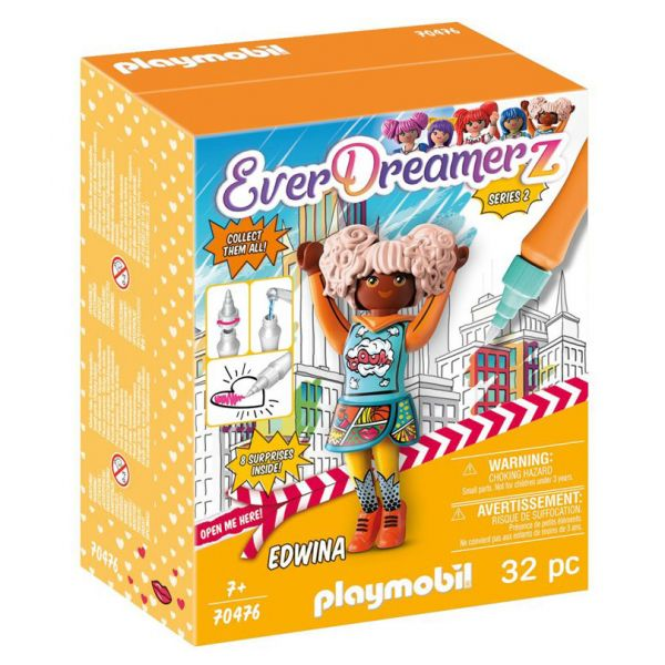PLAYMOBIL EVERDREAMERZ - ΕΝΤΟΥΙΝΑ COMIC WORLD