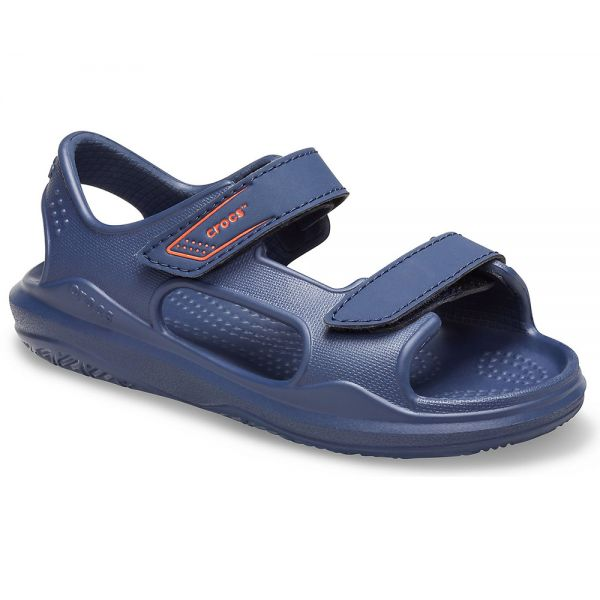 CROCS SWIFTWATER EXPEDITION SANDAL K NAVY-NAVY
