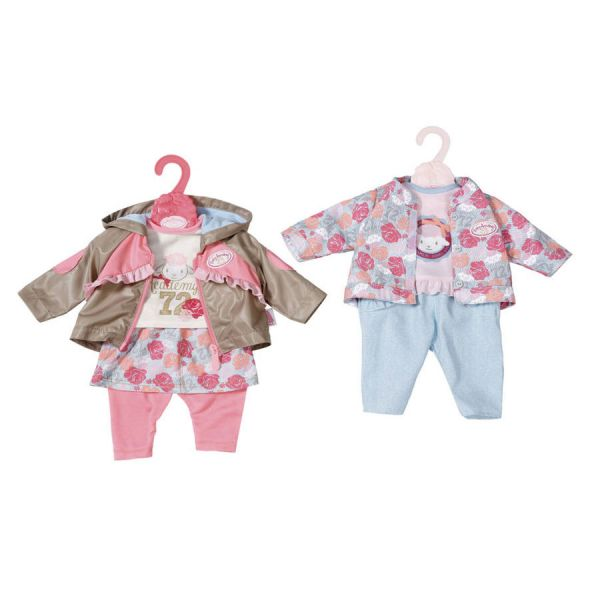 BABY ANNABELL TRAVEL JEANS 43 ΕΚ. - 2 ΣΧΕΔΙΑ