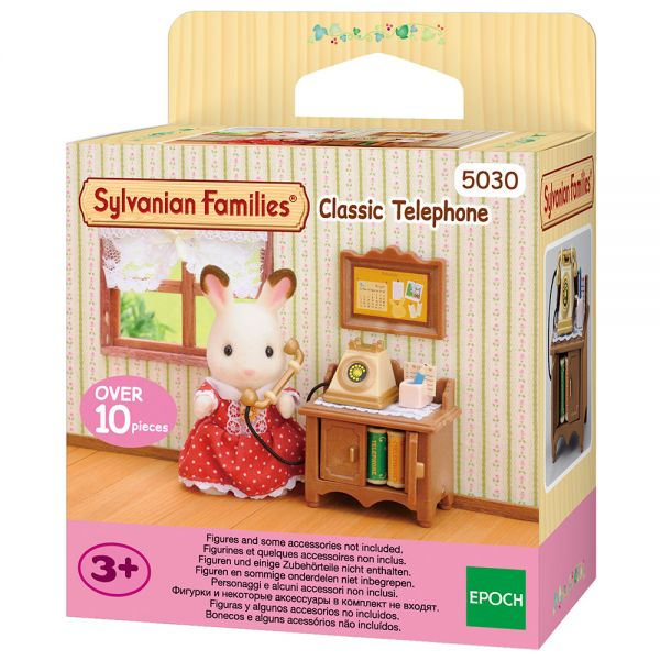 THE SYLVANIAN FAMILIES ΚΛΑΣΙΚΟ ΤΗΛΕΦΩΝΟ 5030