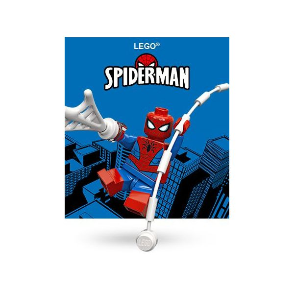 LEGO Spiderman
