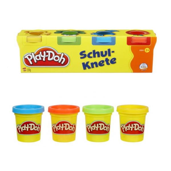 PLAY-DOH ΒΑΖΑΚΙΑ MINI 4-PACK