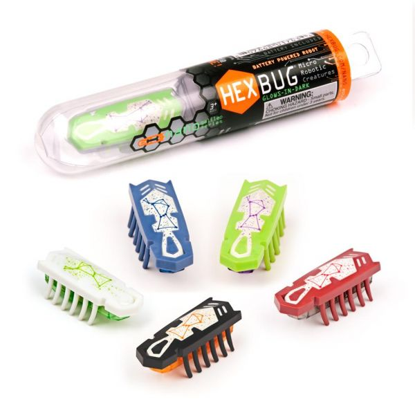 HEXBUG NANO GLOW IN THE DARK HEX-2446