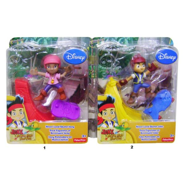 FISHER PRICE ΦΙΓΟΥΡΕΣ JAKE THE PIRATE
