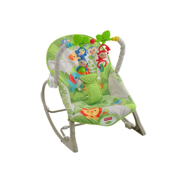 FISHER PRICE INFANT TO TODDLER -  ΡΗΛΑΞ/ ΚΟΥΝΙΑ