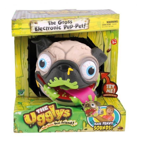 a0f3e4bd6597 THE UGGLYS ELECTRONIC PUP-PET