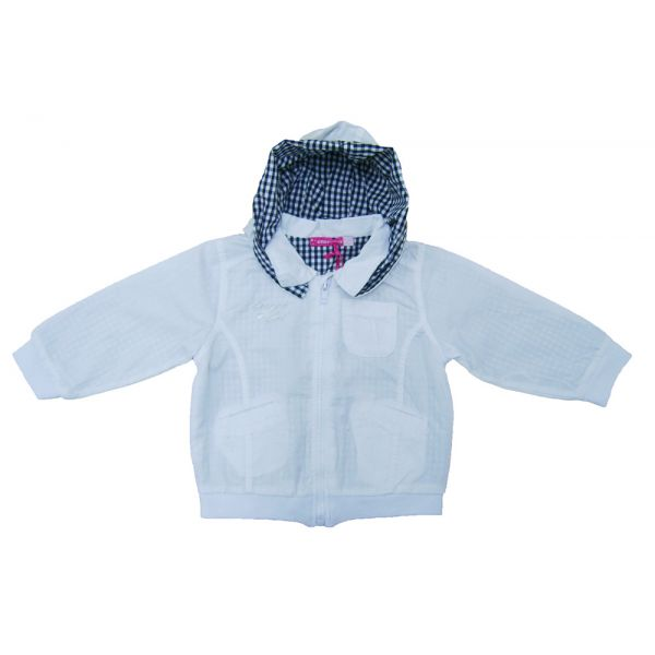 ENERGIERS BABY JACKET WHITE 07b2823471d