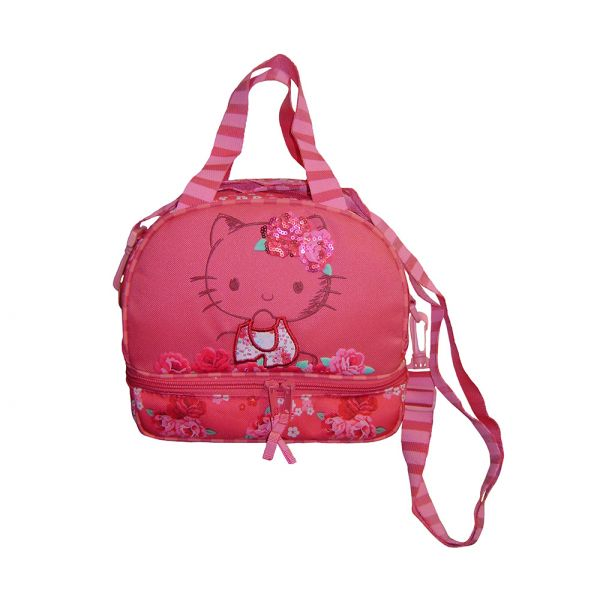 aed67a2aff3 HELLO KITTY ROSES ΤΣΑΝΤΑΚΙ ΦΑΓΗΤΟΥ ΚΟΡΑΛΙ