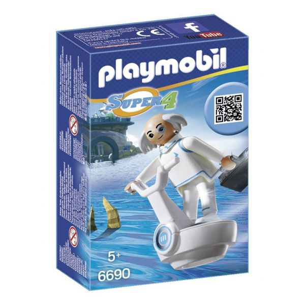 PLAYMOBIL SUPER 4 ΔΟΚΤΩΡ Χ