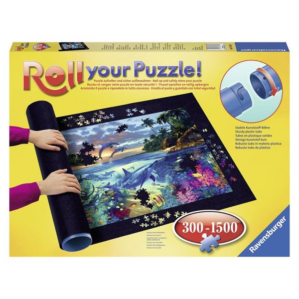 RAVENSBURGER ΒΑΣΗ ΑΠΟΘΗΚΕΥΣΗΣ ΠΑΖΛ ROLL YOUR PUZZLE