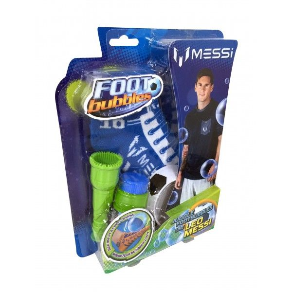 LEO MESSI FOOT BUBBLES - 4 ΧΡΩΜΑΤΑ