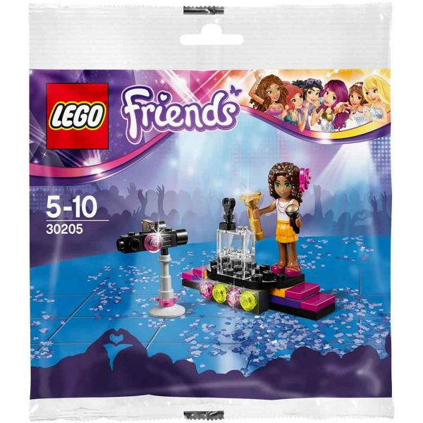 LEGO FRIENDS POP STAR RED CARPET