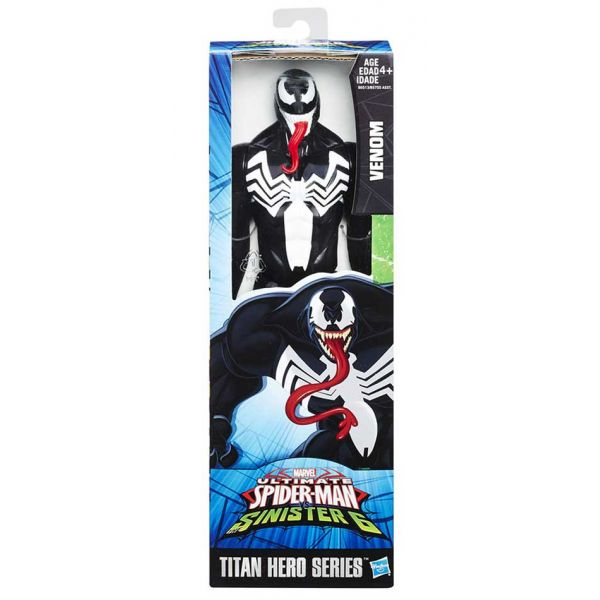 SPIDERMAN TITAN HERO SERIES VILLAIN - 5 ΣΧΕΔΙΑ