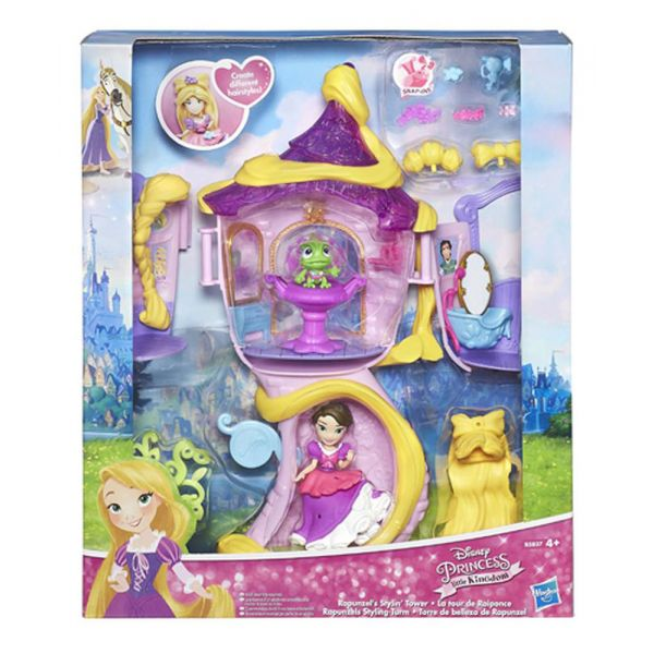 d6cbca6a90 DISNEY PRINCESS SMALL DOLL RAPUNZEL TOWER