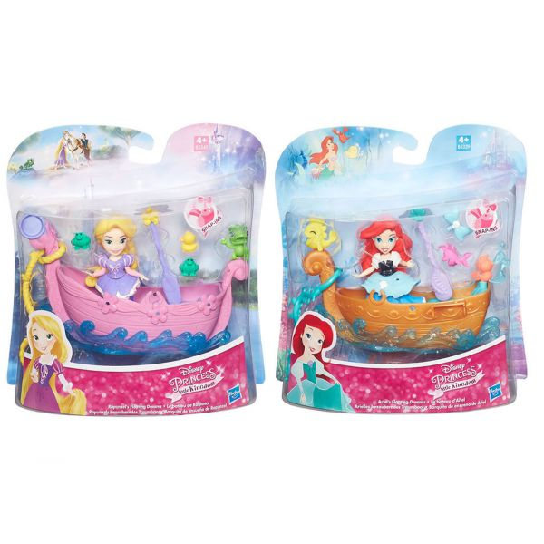 DISNEY PRINCESS SMALL DOLL WATER PLAY