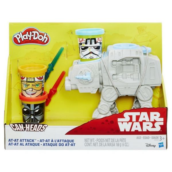 PLAY-DOH STAR WARS AT AT ATTACK