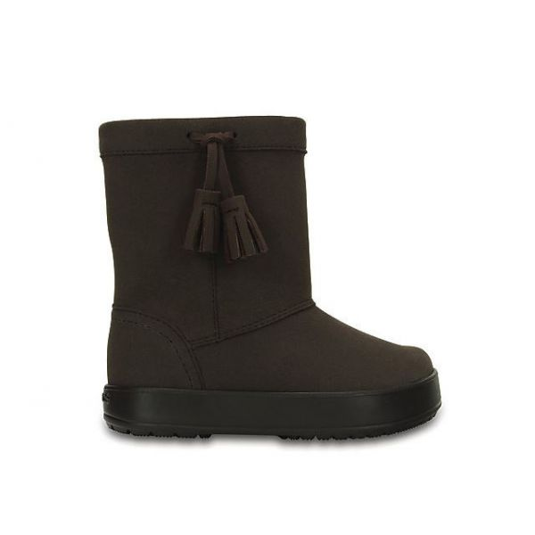 CROCS LODGEPOINT BOOT ESPRESSO