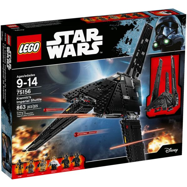LEGO STAR WARS KRENNIC\'S IMPERIAL SHUTTLE