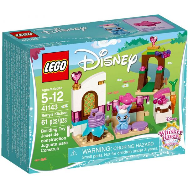 LEGO DISNEY PRINCESS BERRY\'S KITCHEN