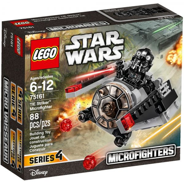 LEGO STAR WARS TM TIE STRIKER MICROFIGHTER