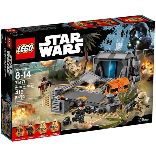 LEGO STAR WARS TM BATTLE ON SCARIF