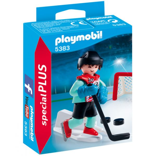 PLAYMOBIL SPECIAL PLUS ΑΘΛΗΤΗΣ ICE HOCKEY