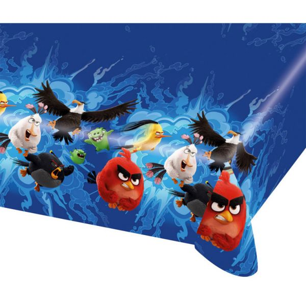 d8e1a87f4ff ΠΛΑΣΤΙΚΟ ΤΡΑΠΕΖΟΜΑΝΤΗΛΟ ANGRY BIRDS MOVIE 120Χ180 εκ.