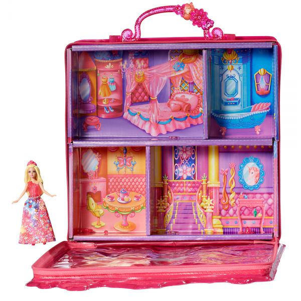 BARBIE PLAY OUT MOVIE BAG