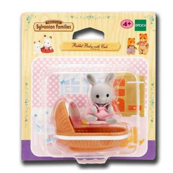 THE SYLVANIAN FAMILIES-MΩΡΑ ΛΑΓΟΥΔΑΚΙΑ ΣΕ ΚΡΕΒΒΑΤΑΚΙ
