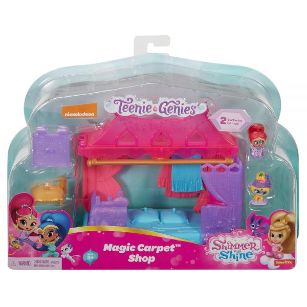 FISHER PRICE SHIMMER & SHINE MAGIC CARPET SHOP