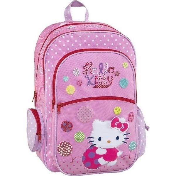HELLO KITTY PLAYFUL BACKPACK PINK 21e9ebe2d8f